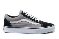 6ade6e4128 Vans Skate Womens   Mens (unisex) Size Black Grey For Sale