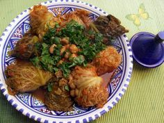 #Algerian Dolma Kromb | #cabbage #mince #carrot #coriander #tomato #rice #cumin #paprika #TESTED Algerian Recipes, Algerian Food, Carb Counter, Ramadan Recipes, Low Carb Diet, Coriander, Cabbage, Food And Drink, Lunches