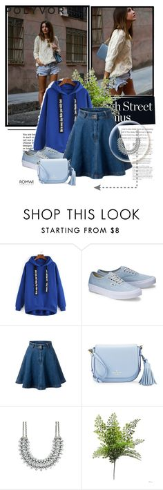 """""""Contest :D"""" by anna-924 ❤ liked on Polyvore featuring Kate Spade"""