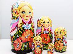 matroesjka - matroschka - russian doll www.matrioskas.es