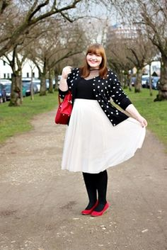 What I Wore - Plus Size Outfitposts