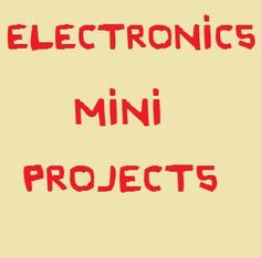 Mini projects for final year engineering students involve implementing ideas in various applications. This article lists top projects inclusive of circuits.