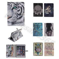 For Apple iPad Samsung Tablet Leather ID Card Wallet Stand Dirtproof Case Cover #UnbrandedGeneric #CardPocketMoneySlotStand