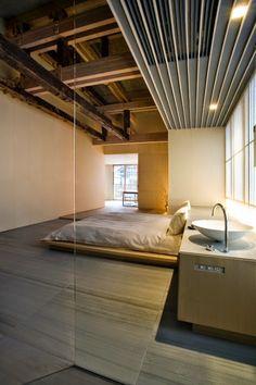 MY MAGICAL ATTIC: GINZAN ONSEN FUJIYA HOTEL DESIGN BY KENGO KUMA