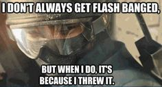 Flash Bang Quote