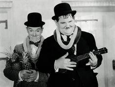 Mr. Laurel & Mr.  Hardy