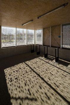 Moucharabieh New-School / Y.Architectes + Gautier+Conquet
