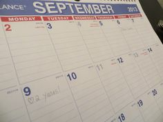Things you can do to RESET on Sunday for a Smooth Week | Blair Blogs