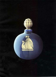 Arpège Boule Bleu. 1926 © Patrimoine Lanvin. #Lanvin125