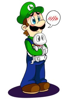 Luigi and polterpup from luigi's mansion >u< I havent played the game yet, but I hope to soon. I played a little of the original luigi's mansio. Luigi and Polterpup Super Mario And Luigi, Super Mario Art, Mario Bros., Classic Cartoon Characters, Classic Cartoons, Metroid, Nintendo World, Nintendo Games, Luigi And Daisy
