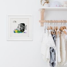 Are you looking for original nursery art or wall decor for your kids room? Then this drypoint etching is just for you. This handmade artwork of a sea animal goes well in any baby nursery or kids bedroom. A unique artwork your kids will cherish a life time. Click through to see all our original artwork for kids. #ecofriendlybaby #bohonursery #ibizastyle #sustainable #bohemian Ocean Bedroom, Ocean Nursery, Boho Nursery, Nursery Art, Nursery Ideas, Kids Bedroom, Room Ideas, Baby Room Art, Kids Room Art