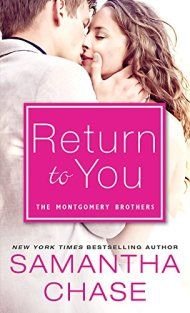 Return To You by Samantha Chase ebook deal