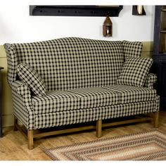 Not the pattern, just the style--and maybe as a sectional?