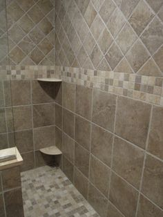 Traditional Bath Photos Bathroom Tile Design Ideas, Pictures, Remodel, and Decor - page 27