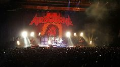Airbourne live in der Tips Arena in Linz Concerts, Linz