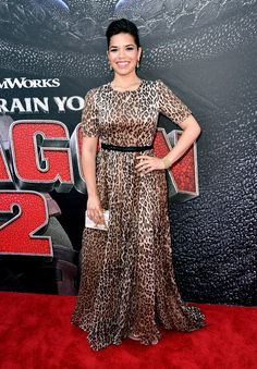 America Ferrera | 17 Ridiculously Fabulous Style Icons Who Aren't Beyonce