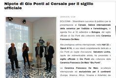 #fdmcersaie2016 #fdm2016 #cersaie2016 #ceramicafrancescodemaio #gioponti #bluponti #blutiles #Pad22 #StandA116 #Cersaie