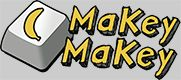 MAKEY MAKEY: MaKey MaKey is an invention kit for the 21st century. Turn everyday objects into touchpads and combine them with the internet. It's a simple Invention Kit for Beginners and Experts doing art, engineering, and everything inbetween