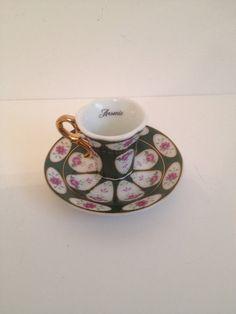 Miniature Poison Teacup on Etsy, $6.00