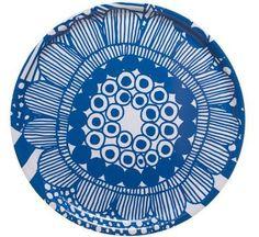 Gorgeous Marimekko platter