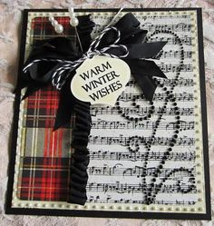 Several Quickie Christmas Cards from Participate in Craft