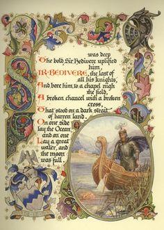 Ancient Illuminated Manuscripts   Worthpoint