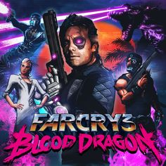 Game Review: Far Cry 3 Blood Dragon