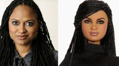 Mattel honored director Ava DuVernay with her own Barbie doll in her beautiful image. Mattel launched the new Ava Duvernay Black Barbie doll just in time