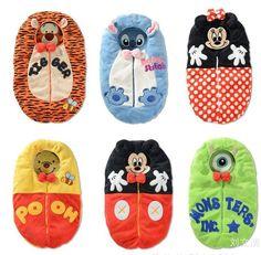 Cheap Liberan la más nueva moda de la historieta del bebé bolsas de dormir lindo del bebé que duerme sacos 5 diseño, Compro Calidad Sacos de Dormir directamente de los surtidores de China:              La más nueva manera de la historieta bolsas de sueño del bebé lindo bebé sacos de dormir