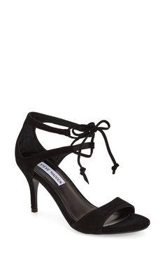 Steve Madden 'Salsaa' Lace-Up Ankle Strap Sandal (Women)