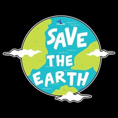 Klimawandel Save The Earth Umweltschutz Geschenk Vintage T-shirts, Save The Planet, Statements, Book Journal, Layout Design, Craft Projects, Earth, Books, Environmentalism