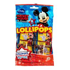 Frankford Lollipop 8ct Mickey Mouse