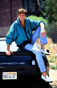 From Janis Joplin's psychedelic to Hasselhoff with a vanity plate reading Porsche 928, Porsche Carrera, Porsche Classic, F1 Racing, Drag Racing, Kitt Knight Rider, K 2000, Lamborghini Gallardo For Sale, Porsche Sports Car