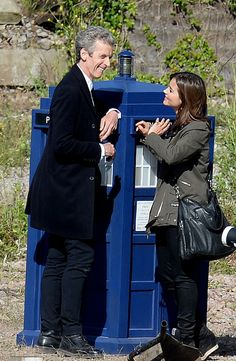 Doctor Who, Barry Island and the incredible shrinking Tardis