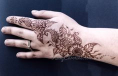 Here is another henna tattoo design on the hands. Search henna tattoo Michigan and you can find more designs like this on my site. Henna Tattoo Hand, Henna Tattoo Designs, Hand Tattoos, Cool Tattoos, Michigan Tattoos, Tattoo Supplies, Henna Artist, Mehndi, Tattoo Artists