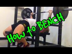 WATCH: IS THIS THE BEST WAY TO BENCH PRESS? – DOYOUEVEN – The home of fitness.