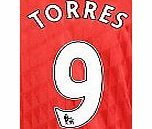 Liverpool Home Shirt  2010-11 Liverpool Fernando Torres Home Shirt Fernando Torres shirt printing for the 2010-11 Liverpool home football shirt. Buy the Fernando Torres name and numbers for your existing Liverpool home kit. These numbers can be applied to the shirt w http://www.comparestoreprices.co.uk/football-shirts/liverpool-home-shirt-2010-11-liverpool-fernando-torres-home-shirt.asp