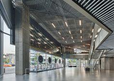 Hyundai Motorstudio, Seoul, South Korea, by Eulho Suh/Suh Architects