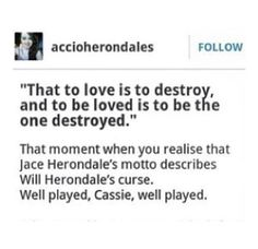 Well played, Cassie./// OH MY GOD! I never realized this until now!