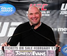 UFC Quick Quote: Dana White doesn't need to pay more, MMA fighters need to stop being lazy Inner Ear Disorders, Stop Being Lazy, George St Pierre, Million Men, Dana White, Alex Rodriguez, Quick Quotes, Ultimate Fighting Championship, Fox Sports
