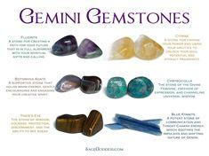 Sage Goddess Gemini Gemstones