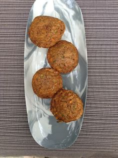 designer bags and dirty diapers: Coconut, Carrot, and Zuchini Muffins
