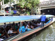 Bootscout Khlong Linienboot Bangkok, Thai Recipes, Outdoor Decor, Adventure, Thai Food Recipes