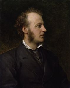 Sir John Everett Millais - George Frederick Watts - WikiArt.org