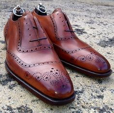 Graziano & Girling. Oxfords.