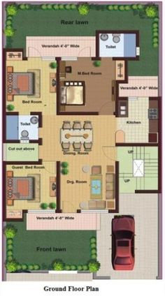 My house map design house plans my house plans modern house plans small house plans indian 2bhk House Plan, 3d House Plans, Indian House Plans, Model House Plan, Duplex House Plans, House Layout Plans, Family House Plans, Bungalow House Design, Dream House Plans