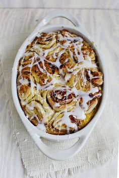 CRÈME BRÛLÉE TOPPED CINNAMON ROLLSReally nice recipes. Every hour.Show me what you cooked!
