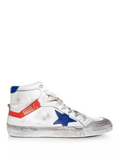 Image result for GOLDEN GOOSE DELUXE BRAND high tops