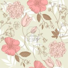 ilustracion de flores