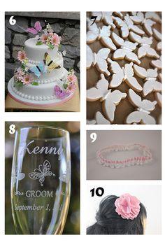 Schmetterling Hochzeit – Hochzeitsaktion mit Bastelbunny « im Hochzeitsfieber